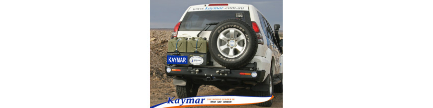 Bumpers & Spare Wheel Carriers