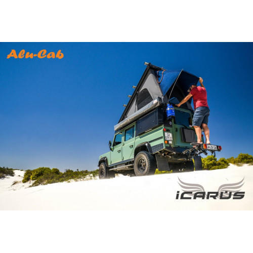 Icarus Rooftop Conversion for Land Rover Defender