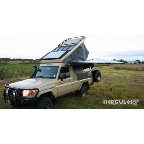 Hercules Rooftop Conversion for Toyota HZJ78/GRJ78