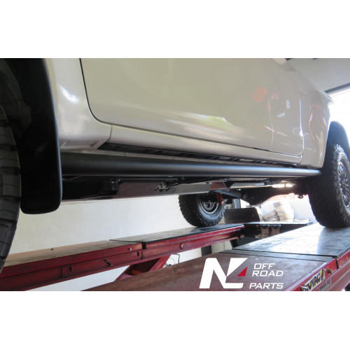 Rocksliders for Toyota Hilux Revo 2016-present
