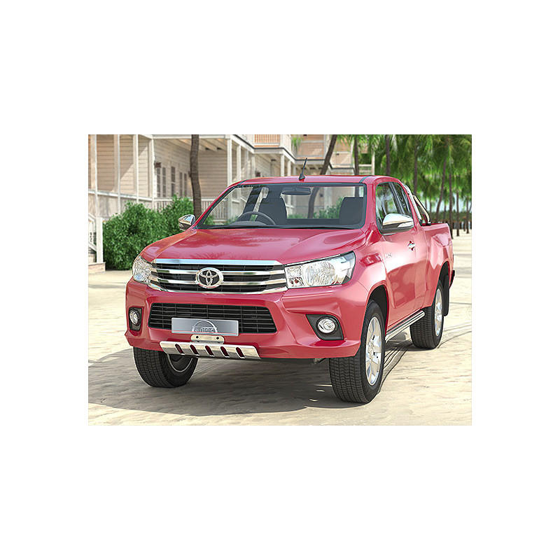 Underride Guard Plate for Toyota Hilux Revo 2016-Current