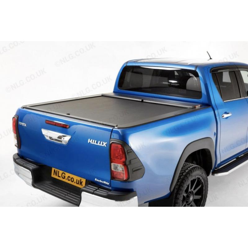 Roll N Lock Roller Shutter Tonneau Cover Lg518m For Toyota Hilux Revo 2016