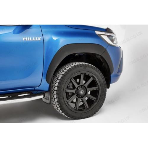 Wheel Arches For Toyota Hilux Revo Double Cab 2016 Onwards
