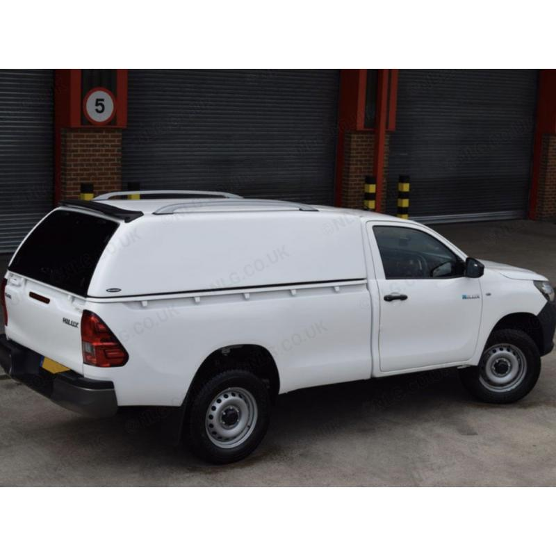 Carryboy Truck Top Commercial Canopy For Toyota Hilux Revo 2016
