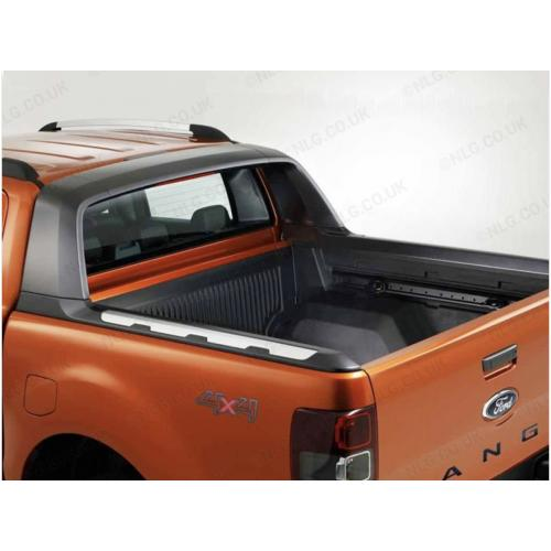 Wildtrak Fitment Abs Styling Bars Genuine Ford Ranger Double Cab