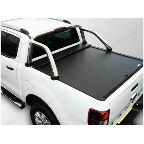 On Standard Style Stainless Steel Roll Bars For Ford Ranger 2019