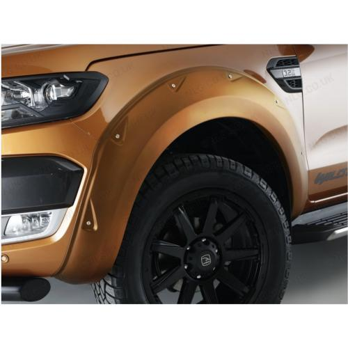 X-treme Wheel Arch Kit For Ford Ranger 2016 On Double cab - Various Colours