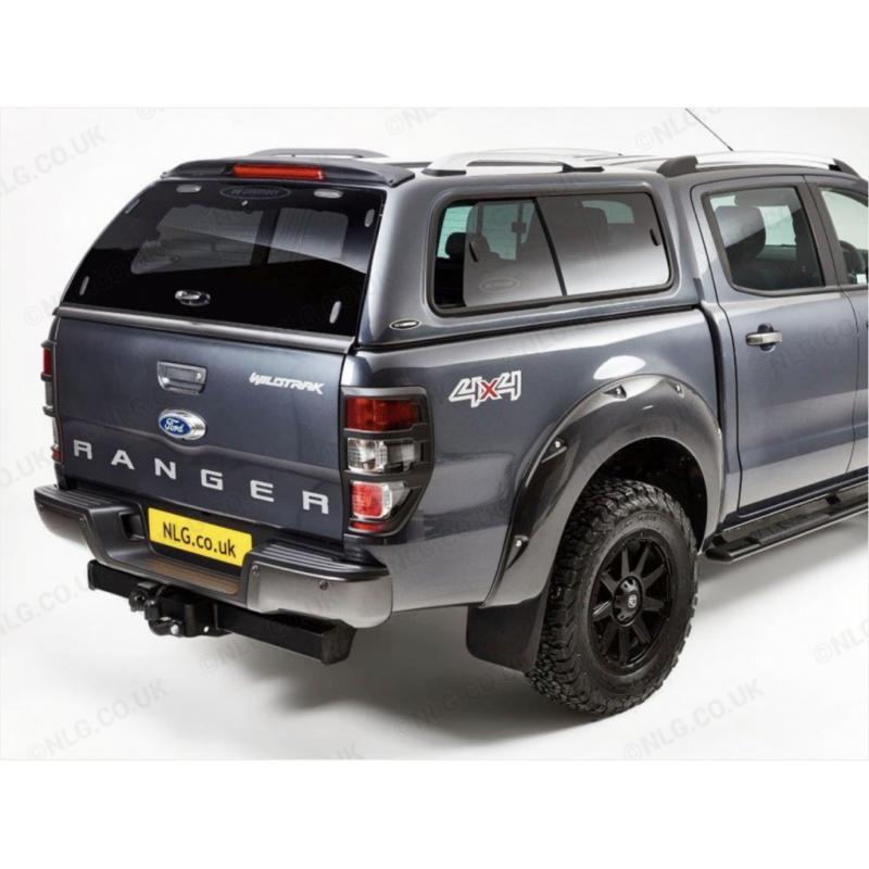 Carryboy Leisure Hard Top Canopy With Central Locking For Ford