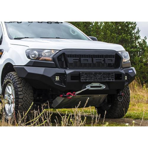 Rival Aluminium Bumper With Led - Ford Ranger 2015