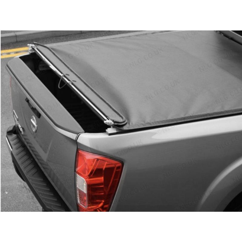 Soft Roll Up Load Bed Tonneau Cover Nissan Navara Np300 Extra Cab
