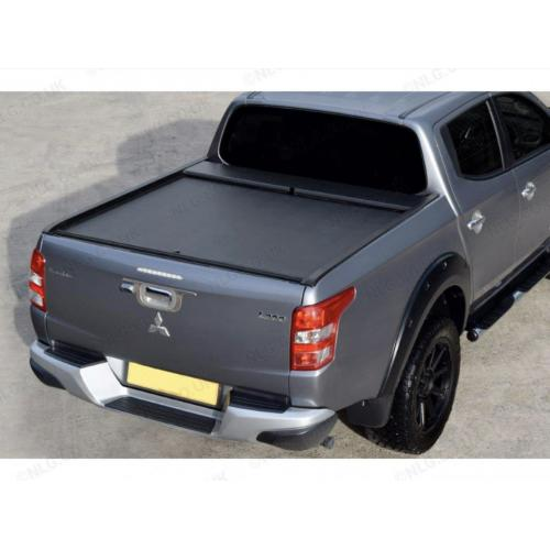 Tonneau Cover Roll N Lock Retractable Lg614m Mitsubishi Triton L200