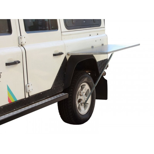 Stainless Steel Vehicle Side Mount Table